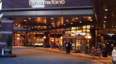 Photo of Hotel ウェスティンホテル東京 / The Westin Tokyo at 三田1-4-1, 目黒区 153-8580, Japan
