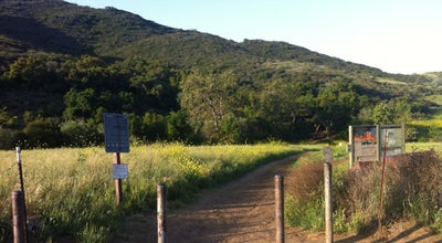 Photo of Trail Wendy Potrero Trailhead at Potrero Rd, Thousand Oaks, CA 91320, United States