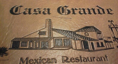 Photo of Mexican Restaurant Casa Grande at 2299 Roxie St., Kannapolis, NC 28083, United States