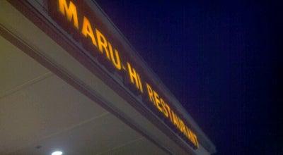 Photo of Japanese Restaurant Maru-Hi Japanese Restaurant at 95-1249 Meheula Pkwy, Mililani, HI 96789, United States