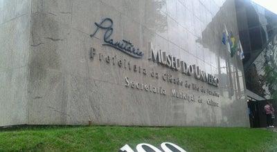 Photo of Planetarium Planetário da Gávea at R. V-gov. Rubens Berardo, 100, Rio de Janeiro 22451-070, Brazil