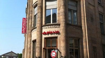 Photo of Italian Restaurant Vapiano at Karlstr. 11, Karlsruhe 76133, Germany