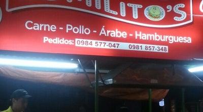 Photo of Food Truck Lomilitos at Avda. Aviadores Del Chaco, Asunción, Paraguay