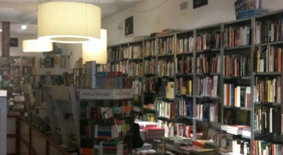 Photo of Bookstore Panta Rhei at Hernan Cortés 7, Madrid 28004, Spain