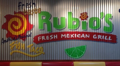 Photo of Mexican Restaurant Rubio's at 13504 Poway Rd, Poway, CA 92064, United States