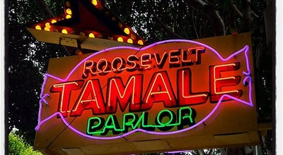 Photo of Mexican Restaurant Roosevelt Tamale Parlor at 2817 24th St, San Francisco, CA 94110, United States