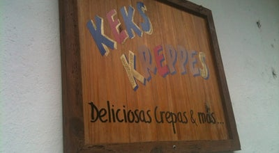 Photo of Creperie Keks Kreppes at Coliseo, Valle De Bravo 51200, Mexico