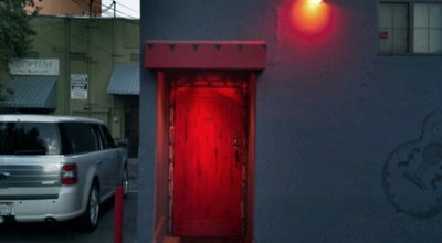 Photo of Speakeasy The Red Door at 10057 Riverside Dr, Toluca Lake, CA 91602, United States