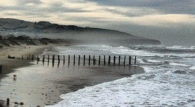 Photo of Beach St Clair Beach at Dunedin, New Zealand