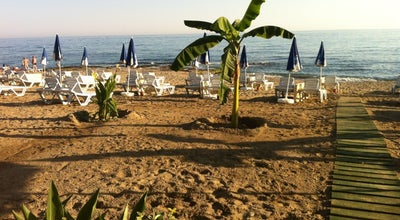 Photo of Beach Oba Sahili at Obagöl, Alanya, Turkey