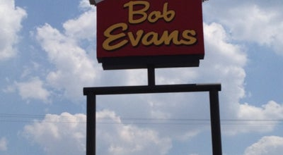 Photo of American Restaurant Bob Evans Restaurant at 520 E Coliseum Blvd, Fort Wayne, IN 46805, United States