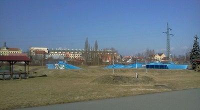 Photo of Skate Park Škoda park at Malostranská, Plzeň, Czech Republic