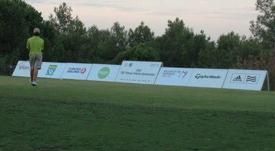 Photo of Golf Course Cornelia Golf Club at Iskele Mevkii, Belek, Turkey