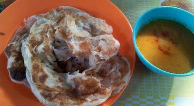 Photo of Breakfast Spot Gerai Roti Canai Jalan Baru at Bukit Mertajam, Malaysia
