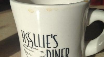 Photo of Breakfast Spot Hallie's Diner at 125 Keller St, Petaluma, CA 94952, United States