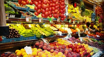 Photo of Farmers Market Mercat de Pere Garau at Pl. De Pere Garau, S/n, Palma 07007, Spain