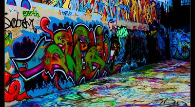 Photo of Art Gallery Graffiti Alley at Howard St & W 19 1/2 St, Baltimore, MD 21201, United States