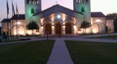Photo of Church Saint William Catholic Church at 620 Round Rock West Dr, Round Rock, TX 78681, United States