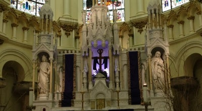 Photo of Church Sacred Heart Catholic Church at 509 N Florida Ave, Tampa, FL 33602, United States