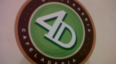 Photo of Ice Cream Shop Cafeladería 4D at Av. Javier Prado Este 4200, Santiago de Surco 33, Peru