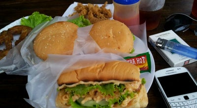 Photo of Burger Joint Burgerman at Jl. Bawean No. 37, Surabaya 60246, Indonesia