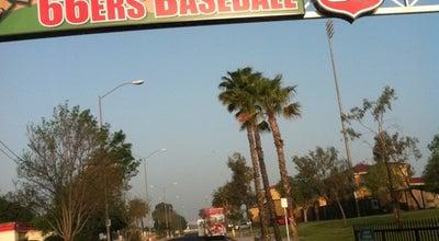 Photo of Baseball Field San Bernandino Stadium at San Bernardino, CA, United States