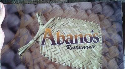 Photo of Brazilian Restaurant Abano's Restaurante at R. João Soares, Patos, Brazil