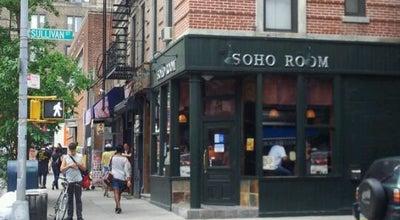 Photo of Bar Soho Room at 203 Spring St, New York, NY 10012, United States