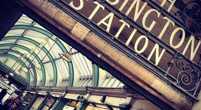 Photo of Subway South Kensington London Underground Station at Pelham St, London SW7 2NB, United Kingdom