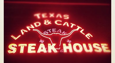 Photo of Steakhouse Texas Land & Cattle at 12710 Southwest Fwy, Stafford, TX 77477, United States