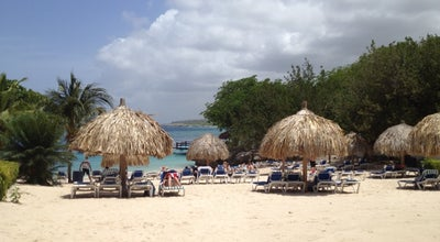 Photo of Beach Hilton Beach at Willemstad, Curacao