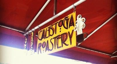 Photo of Coffee Shop Calistoga Roastery at 1426 Lincoln Ave, Calistoga, CA 94515, United States
