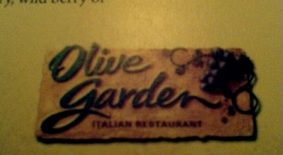 Photo of Italian Restaurant Olive Garden at 4701 American Blvd W, Bloomington, MN 55437, United States