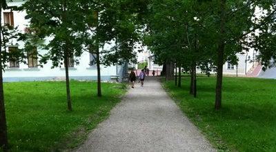 Photo of Park Toomemägi at Tartu, Estonia