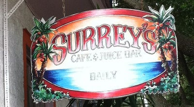 Photo of Breakfast Spot Surrey's Cafe & Juice Bar at 1418 Magazine St, New Orleans, LA 70130, United States