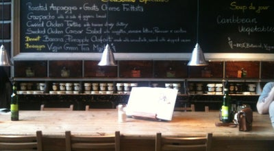 Photo of Bakery Le Pain Quotidien at 81-85 Notting Hill Gate, London W11 3JS, United Kingdom