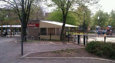 Photo of Cafe Park Pavilon Cafe at Szilárd Leó Park, Pécs 7633, Hungary