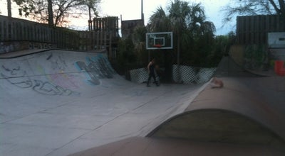 Photo of Skate Park The Yard at Savannah, GA 31415, United States