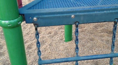 Photo of Playground Sunset Park at 1000-1300 16th Ave, Council Bluffs, IA 51501, United States