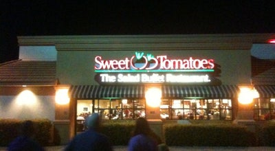Photo of Vegetarian / Vegan Restaurant Sweet Tomatoes at 4420 N Stone Ave, Tucson, AZ 85705, United States