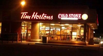 Photo of Coffee Shop Tim Hortons / Cold Stone Creamery at 2355 Trans Canada Way Se, Medicine Hat, AB T1B 4E9, Canada