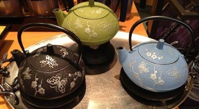 Photo of Tea Room Teavana at 1459 St Louis Galleria, St. Louis, MO 63117, United States