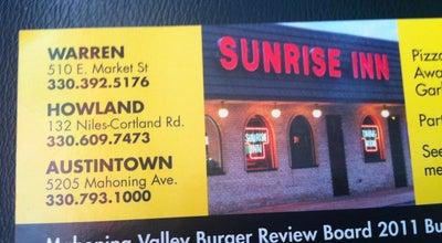 Photo of Italian Restaurant Sunrise Inn at 510 E Market St, Warren, OH 44481, United States