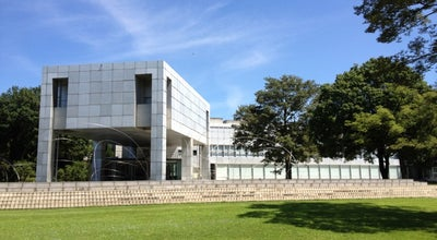 Photo of Art Museum 群馬県立近代美術館 at 綿貫町992-1, 高崎市 370-1207, Japan