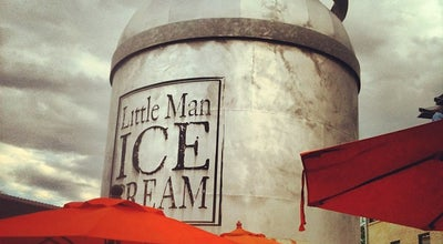 Photo of Ice Cream Shop Little Man Ice Cream at 2620 16th St, Denver, CO 80211, United States