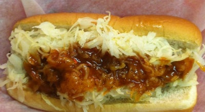 Photo of American Restaurant Tom's Hot Dogs at 555 Harrison Ave, Panama City, FL 32401, United States