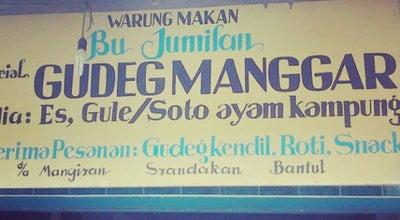 Photo of Asian Restaurant Gudeg Manggar at Jalan Pandakan Srandakan, Srandakan, Indonesia