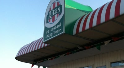 Photo of Ice Cream Shop Rita's Italian Ice at 538 W South St, Frederick, MD 21701, United States