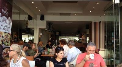 Photo of Cafe GranCaffe at Γρηγορίου Λαμπράκη 43, Ρόδος 851 00, Greece
