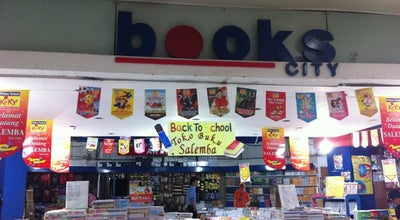 Photo of Bookstore Books City Palangka Raya at Mall Palangkaraya Lt. 1, Palangka Raya 73111, Indonesia